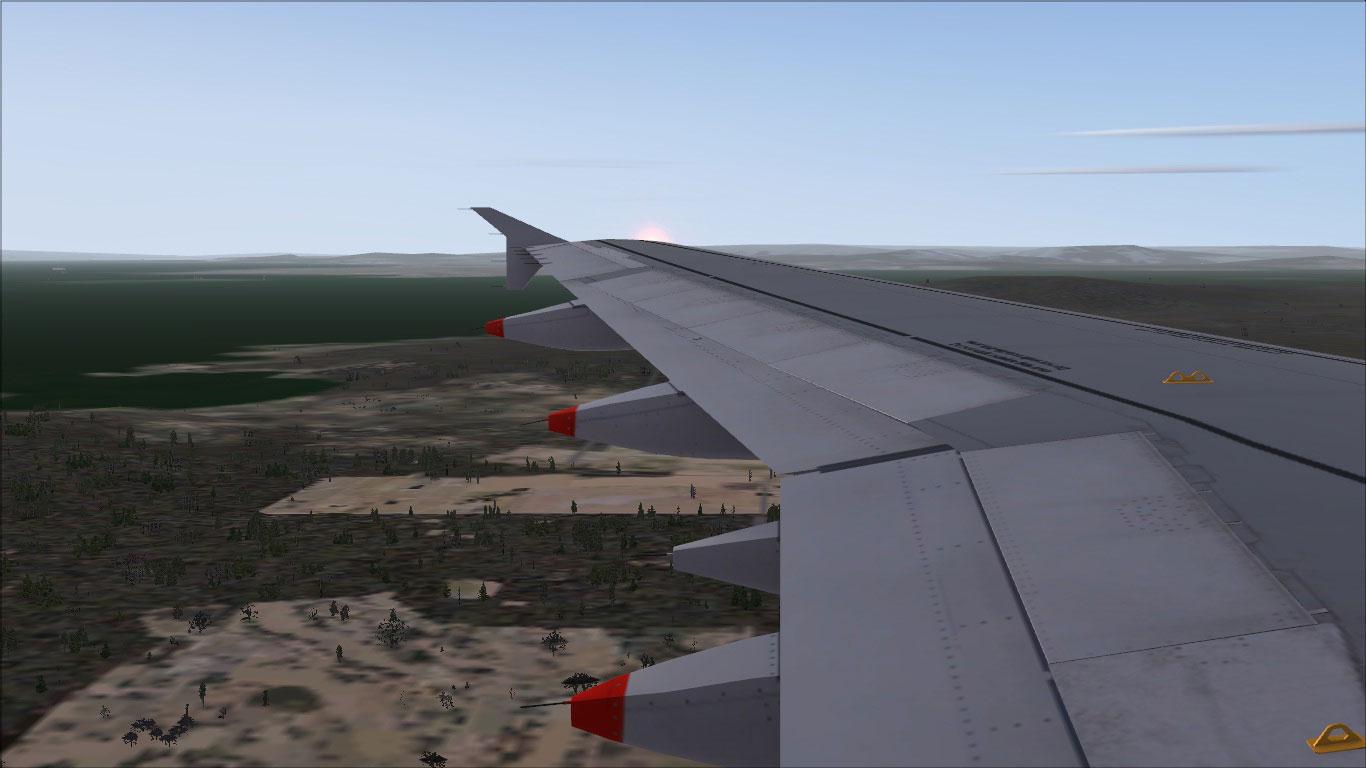 Aerosoft Airbus X Wing Views for FSX