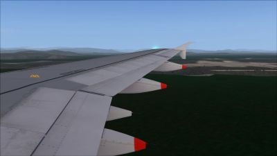 Aerosoft Airbus X Wing Views.