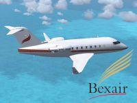 BEXAIR Bombardier Challenger 604.