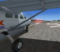 Default Cessna C208B Added Views.