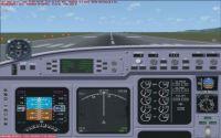 Gulfstream V Cockpit.