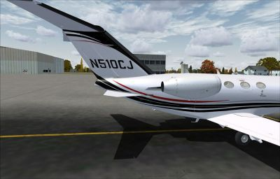 Tmc Aviation Cessna Citation 510 Mustang.
