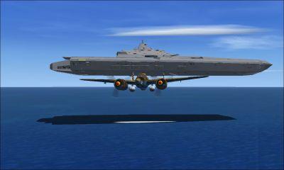 Acceleration ACV-15 Class Aerial Fleet Carrier.