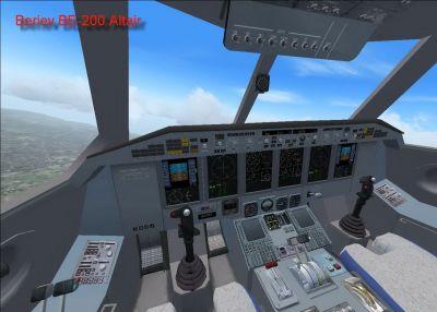Beriev Be-200 Altair.