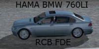 BMW 760li FDE.
