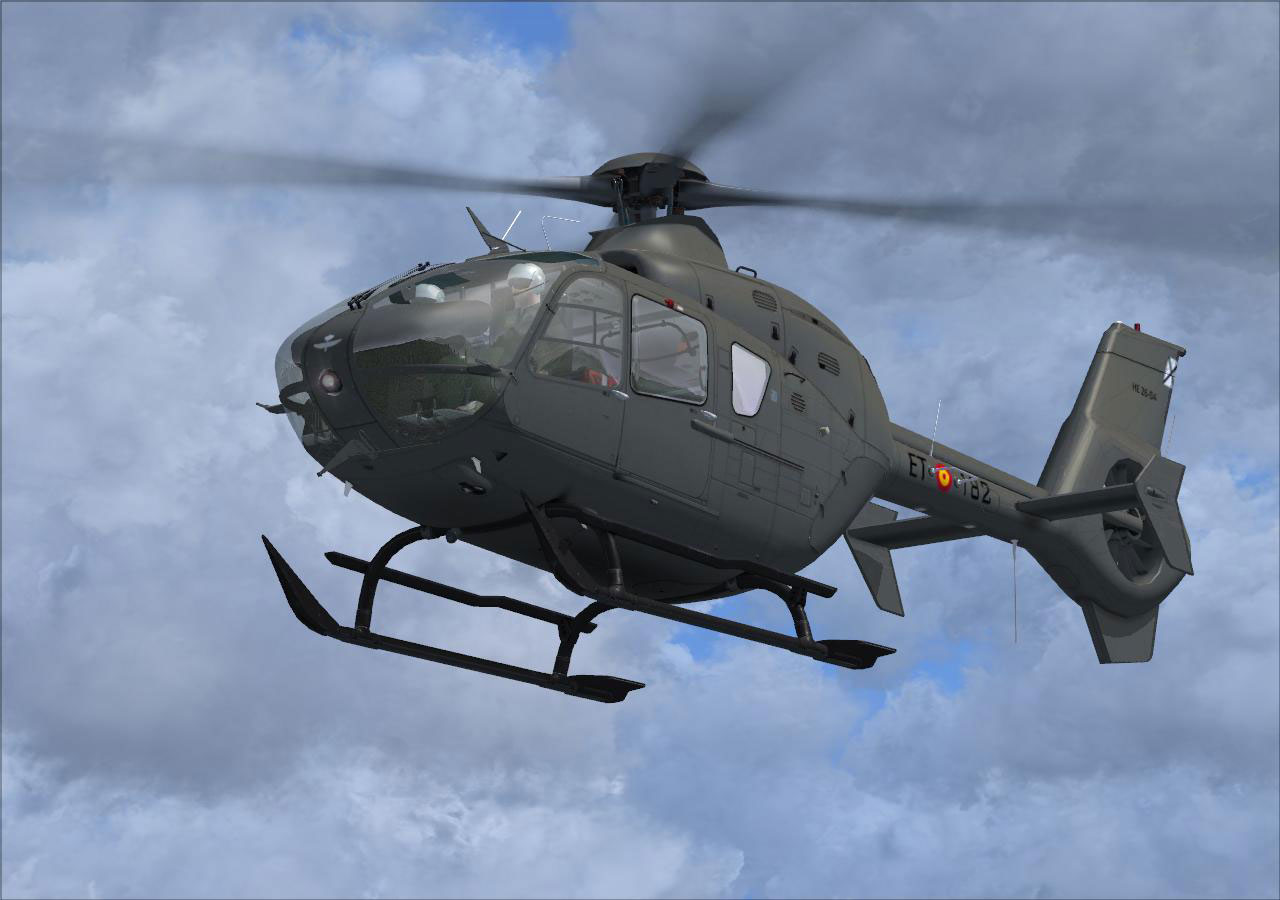 helicopter simulation with Fsx Cefamet Eurocopter Ec135 on Fsx Japancargo As 332 Superpuma additionally Photo18710 together with Photo16827 further Helicopters further Diamond Da42.