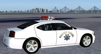 Charger Police Pak.