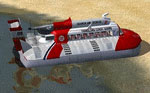Coast Guard Hovercraft - Added Views.