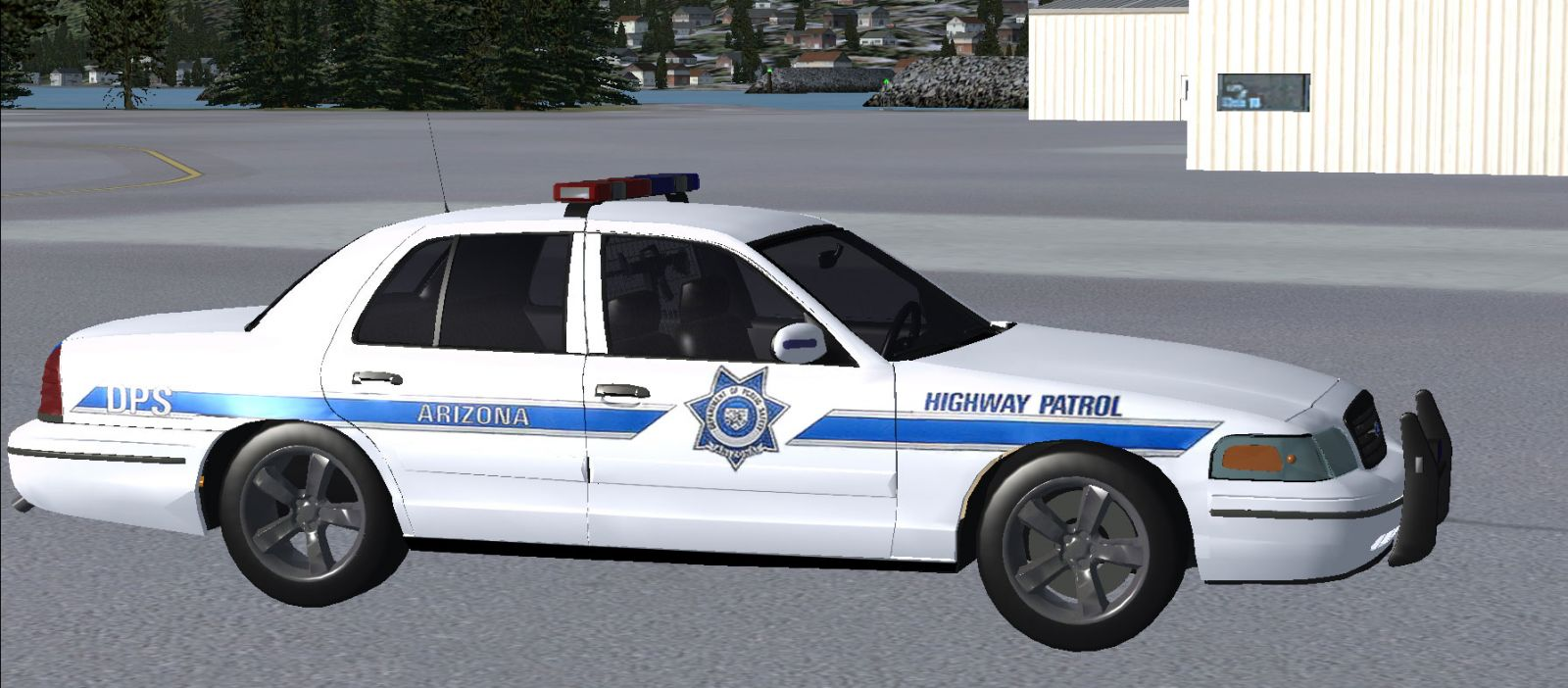 Used Cars Oahu >> Crown Victoria Police Pak for FSX