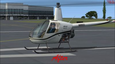 (After) Robinson R22.