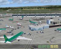 The terminal at Dublin.