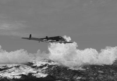 Experimental Flight UHU-559.