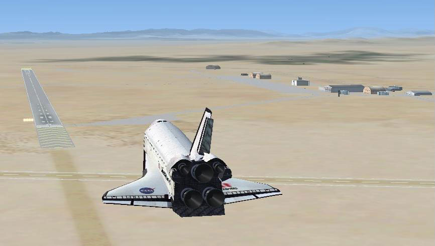 fsx space shuttle atlantis flight - photo #3