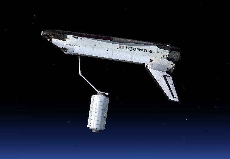 1st space shuttle flight - photo #31