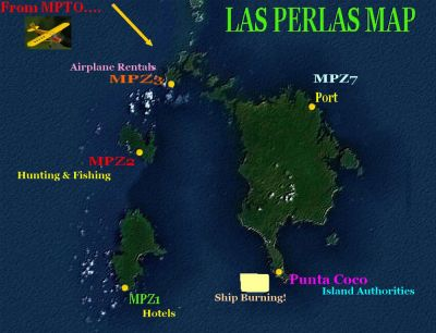 Fly The Paradise Islands Mission.