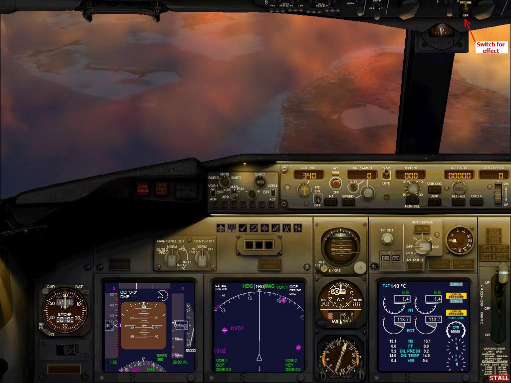 fsx space shuttle atlantis flight - photo #16
