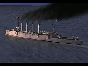 HMS Drake.