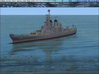 Iowa Class Battleship.
