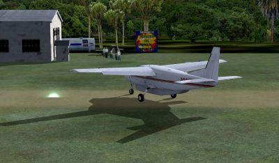 Kirongo Oil Ltd FSadventureSky Flight.