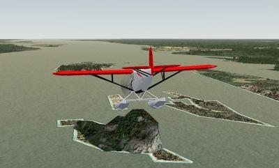 Orinoco Airlines 3 - Last Episode Flight.