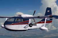 Red/White/Blue Republic Seabee.