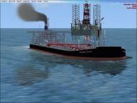 Seawise Giant Ultra Tanker.