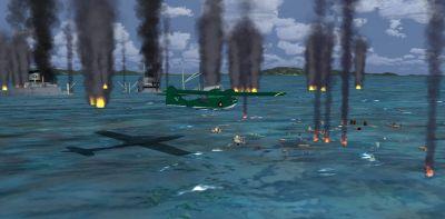 Sink U-199 Mission.