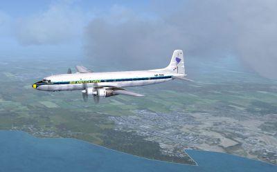 Sur America Cargo Episode II Mission.