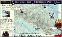 The Great 1922 Ezarbaijan Race Mission.