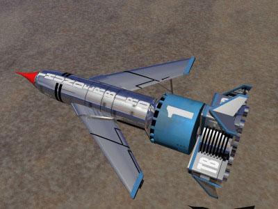 thunderbird 1 for fsx