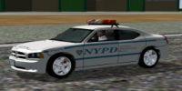 Washington D.C. Metro Police Dodge Charger.