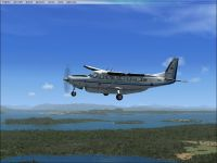 Western Cape VFR South Africa Flight 1 Mission.