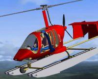 Xenon XLC2 Gyrocopter.