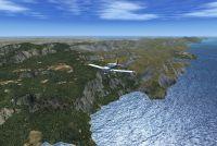 19 M Balearic Terrain Mesh Scenery.