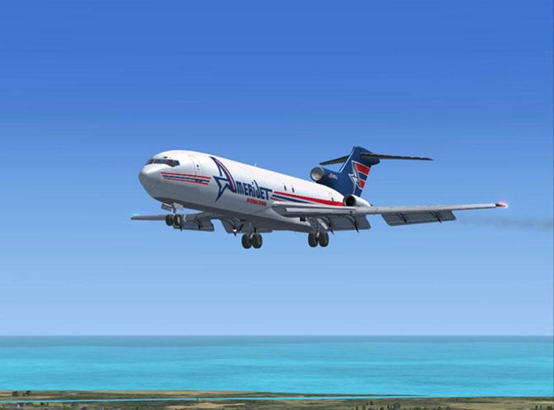 727 Altitude Callout Gauges/Sounds for FSX