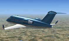 Added Views For Bombardier CL-604.
