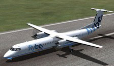 Added Views For The Bombardier Dash 8 Q400.