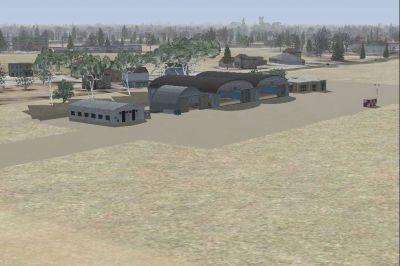 Aeroclub Municipal de Lincoln Scenery.