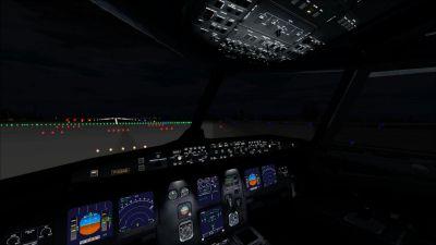 Airbus A321 VC Modification.
