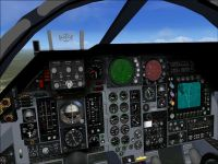 New Alphasim/Virtavia F-111 Panel.