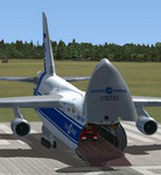Antonov AN-124 Reworked And Added Views.