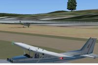 Atibaia Airfield Scenery.