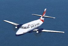 BAe Jetstream 31 Added Views.