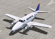 Beech Model 99 Added Views.