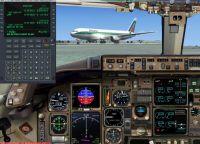 Boeing 767-300 Panel.
