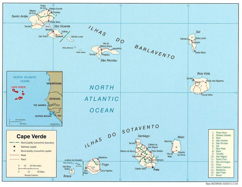 Cape Verde MultiLOD Mesh Scenery For FSX - Cape verde coordinates