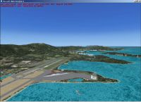 Caribbe Nord Scenery.