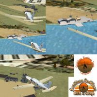 Caribbean Seaplane Tours Scenery Pack.