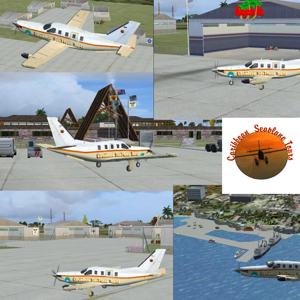 Caribbean Scenery FSX http://flyawaysimulation.com/downloads/files/6637/fsx-caribbean-seaplane-tours-scenery-pack/