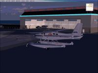 Caribbean Seaplane Tours Scenery.